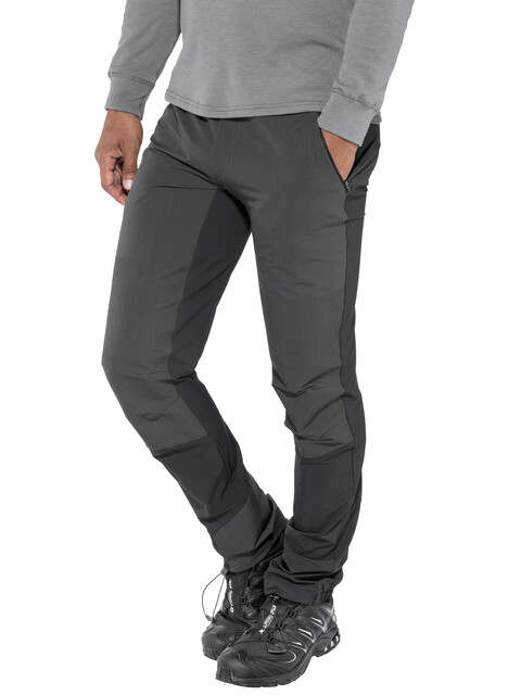 Salewa Agner Light Durastretch Engineer Pants Men Black Out